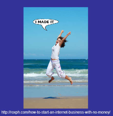 StartAnInternetBusiunessWithNoMoney7 How to start an Internet Business with no Money