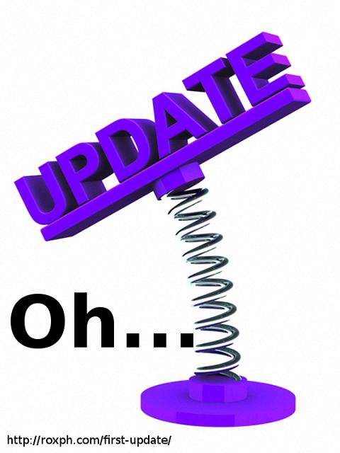 Update1 First Update